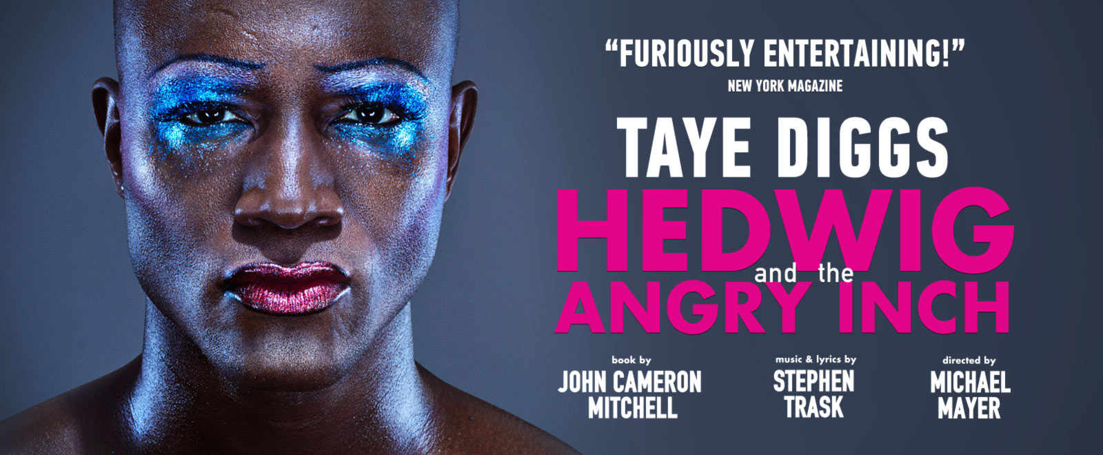 The Best Rock Musical Ever! | Taye Diggs | Hedwig and the Angry Inch